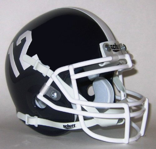 (Smithson Valley Rangers High School Mini Helmet - Spring Branch, TX)