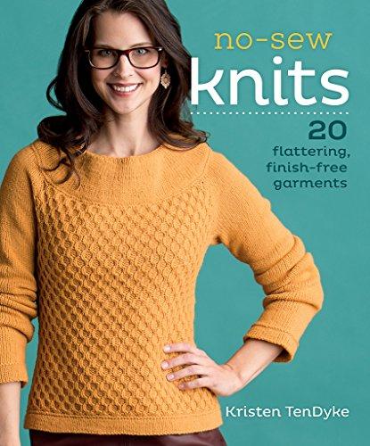 - No-Sew Knits: 20 Flattering, Finish-Free Garments