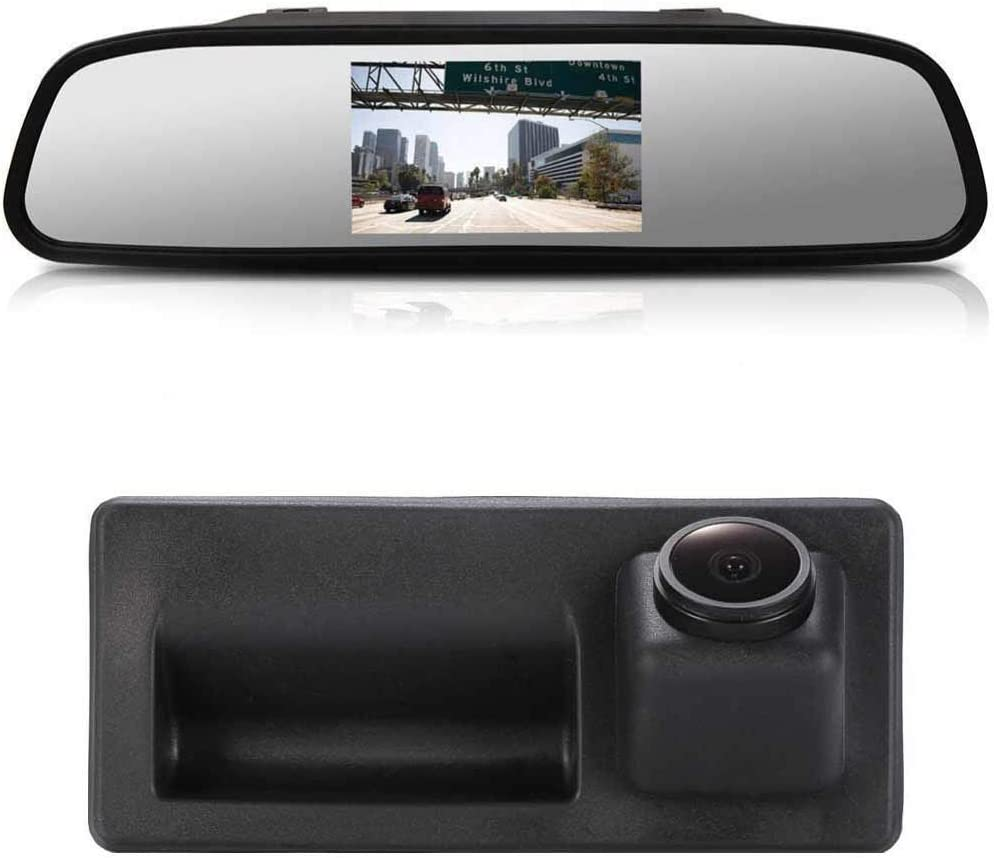 1280 X 720 Pixels 1000 Tv Line Rear View Camera Kit Elektronik