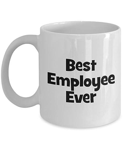 Amazon Best Employee Ever Mug