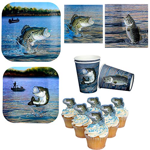 Havercamp Gone Fishin' Dinnerware Bundle | Dinner & for sale  Delivered anywhere in USA