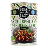 - Free Natural - Chick Pea & Vegetable Curry | 400g | BUNDLE by Free Natural