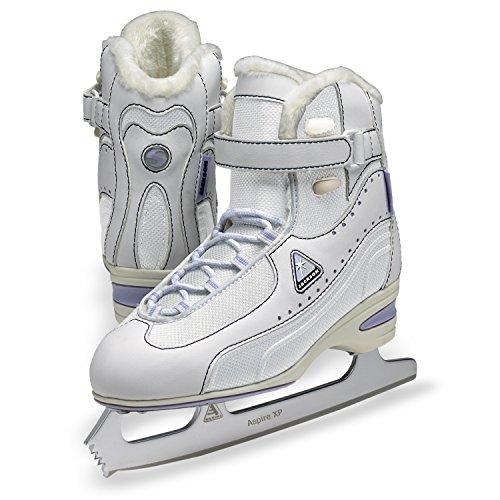Jackson Nylon Ice Skates - 6