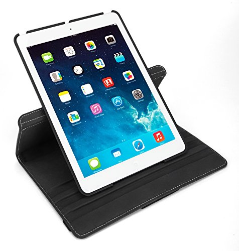 Ipad Air Classic Book Cover : Targus versavu classic degree rotating case and stand