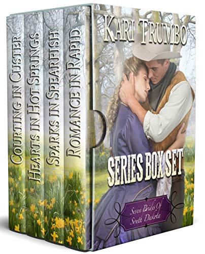 - Seven Brides of South Dakota Series 4-7 (Seven Brides of South Dakota Box Set Book 2)