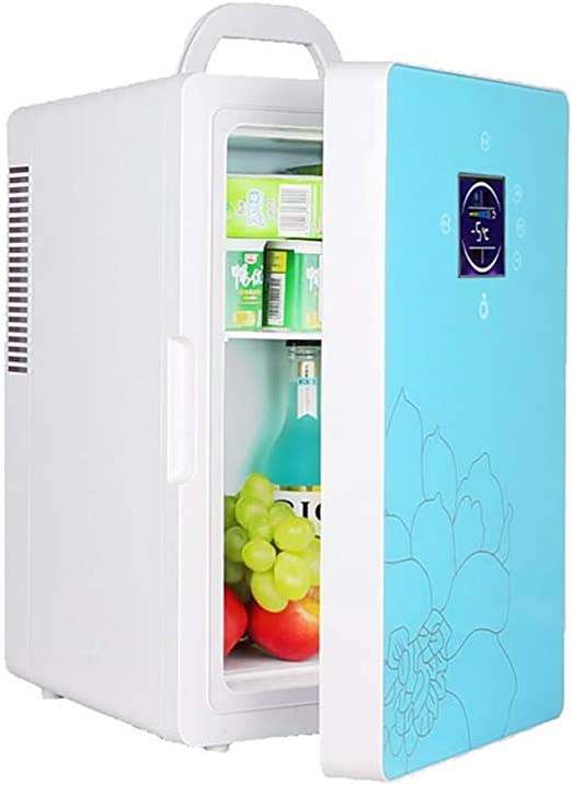 VEVE Mini Refrigerador De 16 litros para Auto con Pantalla LCD ...