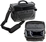 Navitech Grey Carry Bag With shoulder Strap For Virtual Reality 3D headsets including the Fove 0