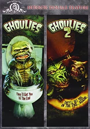 Amazon.com: Ghoulies & Ghoulies 2 [DVD] [1987] [Region 1] [US Import]  [NTSC]: Movies & TV