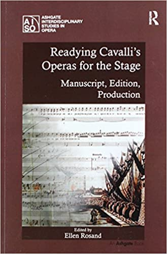 Image result for Readying Cavalli's Operas for the Stage
