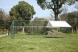 walnest Large Chicken Coop Chicken Cage Walk-in Pens...