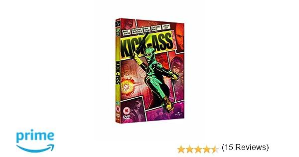 Kick-Ass [Edizione: Regno Unito] [Reino Unido] [DVD]: Amazon ...