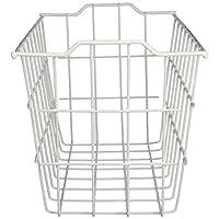 Grayline 40604, cesta de almacenamiento profundo, blanco