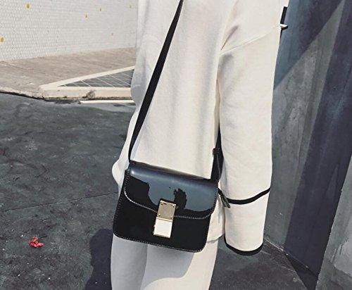 bolsa Fashion bolsos de nuevo de Square hombro de bolsa bolsos mujeres Bolsa estilo O4FqTF