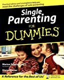 img - for Single Parenting For Dummies by Marion Peterson (2003-05-09) book / textbook / text book