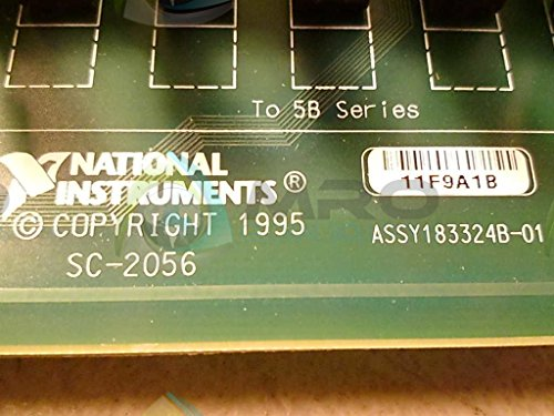 National Instruments Sc 2056 Circuit Boardnew No Box