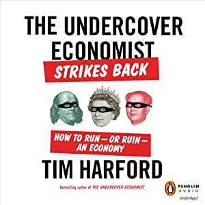 The Undercover Economist Strikes Back Audiobook