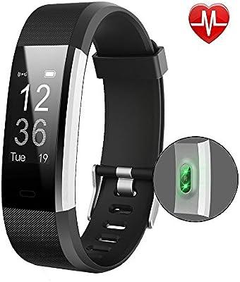 Pulsera inteligente Fitness Watch, para seguimiento de fitness ...