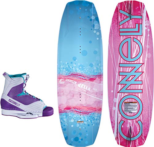 CWB Connelly Bella Kids Wakeboard 124cm, with W