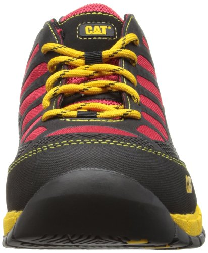 Cat Footwear Streamline CT S1P, Scarpe Antinfortunistiche da Uomo Rosso (True Red)