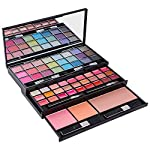 SHANY-Classy-Sassy-All-in-One-Makeup-Kit-with-Mirror-Applicators-24-Eye-Shadows-18-Lip-Glosses-2-Blushes-and-1-Bronzer