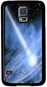 Samsung Galaxy S5 I9600 Cases, Samsung Galaxy S5 Case, White Hole, Galaxy and Universe