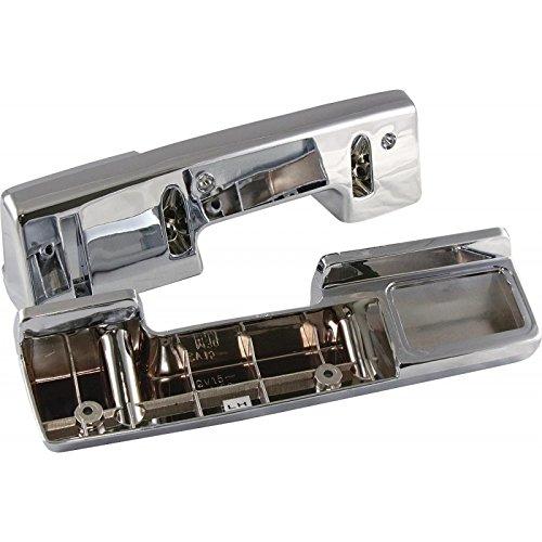 Nova Rear Armrest (Eckler's Premier Quality Products 85297258 Nova Armrest Bases Rear Chrome)