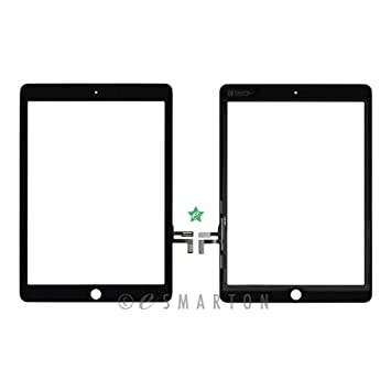 Home Button for iPad 2017 5th Gen A1822 A1823 US Touch Screen Digitizer Glass