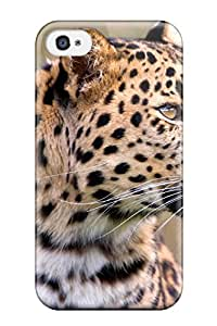 High Quality ZippyDoritEduard Leopard Skin Case Cover Specially Designed For Iphone - 4/4s
