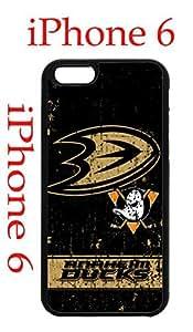 Anaheim Ducks iphone 5s Case Hard Silicone Case