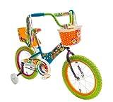 Titan Girls Flower Power Princess BMX Bike, Multi Color, 16-Inch