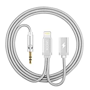 Iphone 8 Aux Adapter Amazon