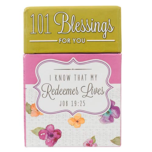 101 Blessings for You Devotional Cards - A Box of Blessings