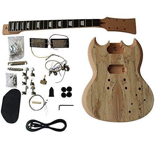 Cal K1 Kit De Construction De Guitare Chord Decoration De Noel