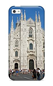 Iphone 5c Case Cover Skin : Premium High Quality Milan City Case