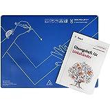 Schreibtisch-Auflage für Linkshänder DESK-PAD LEFTY®, mit Übungsheft: Desk-Pad Lefty, mit einem Übungsheft für Linkshänder (Alle Klassenstufen) (Linkshändigkeit)
