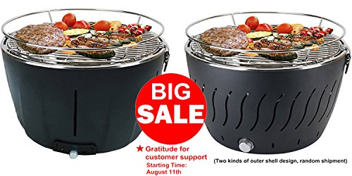 indoor smokeless barbeque grill - 5