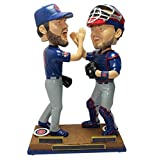 """MLB Chicago Cubs Jake Arrieta Exclusive Dual No Hitter Bobblehead, Blue, 8"""""""