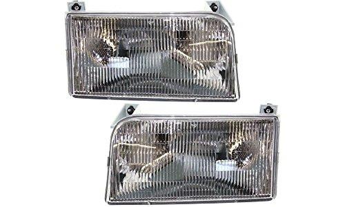 1992 f150 headlights assembly - 5