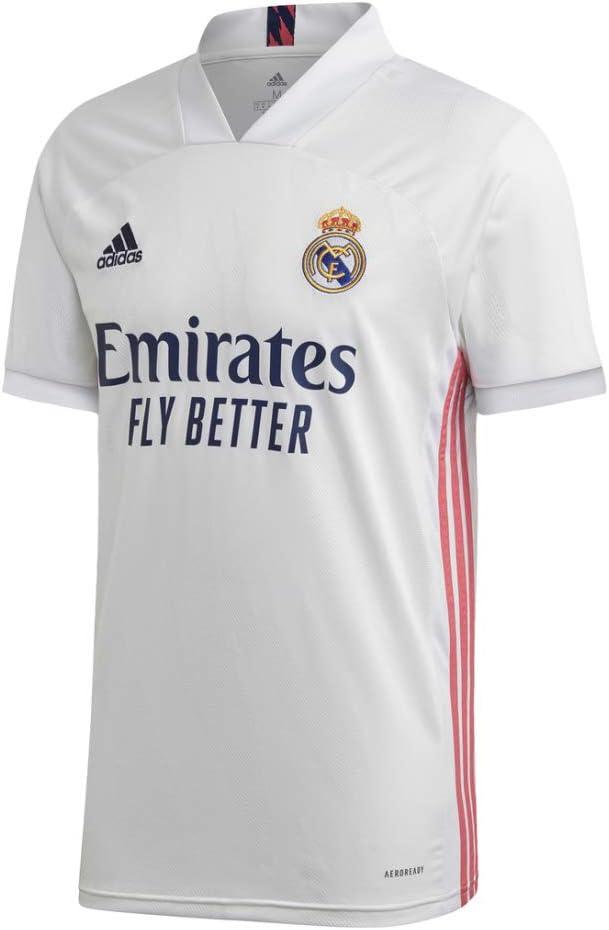 adidas Real H JSY Camiseta Hombre