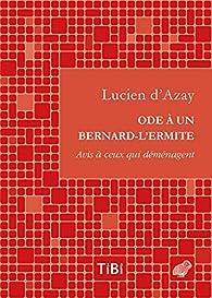 Ode à un bernard-l'ermite par Lucien d' Azay