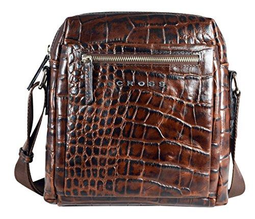 Filofax Red Leather Bag - 8