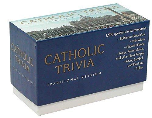 Catholic Trivia - Traditional Version