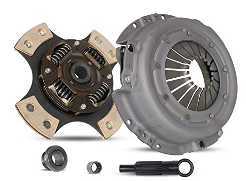 Clutch Kit Works With Ford Bronco II Ranger Xlt Xls Base 1983-1984 2.2L L4 DIESEL OHV 2.3L L4 GAS SOHC 2.8L V6 GAS OHV Naturally Aspirated (Disc Spec: 8-7/8