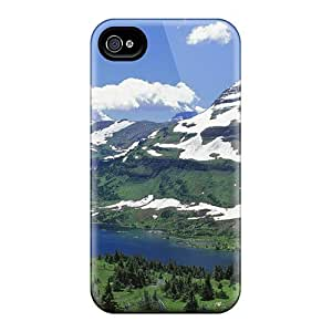 Cute High Quality Iphone 4/4s Glacier National Park Case by mcsharks