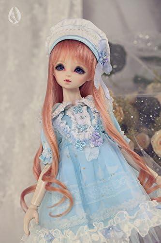 ASDOLL bjdドール服 4分bjdドール衣装 1/4分女bjd人形 bjdドール 球体関節人形衣装 海軍風衣装/真夏の夢