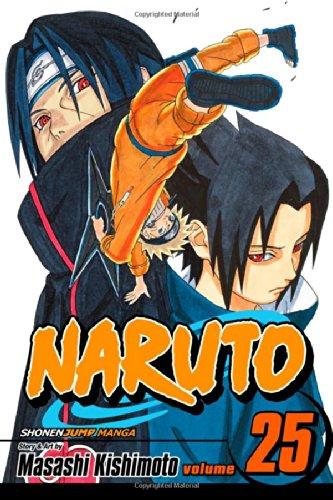 Free Naruto, Vol. 25: Brothers