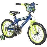 "Dynacraft 8056-89TJ Maxx Trax Bike, 16"", Blue"