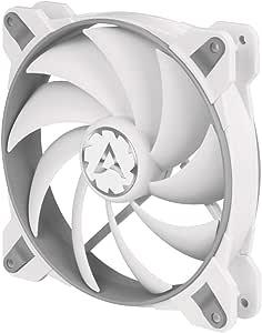 ARCTIC BioniX F140 – 140 mm Ventilador de Caja para CPU con PWM Sharing Technology (PST), Motor Trifásico Muy Silencioso, Computadora, 200-1800 RPM – Gris/Blanco: Amazon.es: Informática
