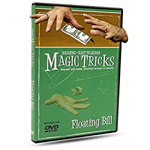 Magic Tricks You Can Master: Floating Bill by Magic Makers