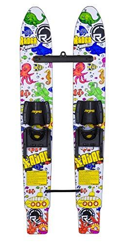 - Radar Firebolt Trainers Combo Skis Kids Sz 46in